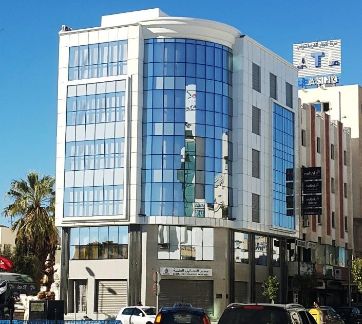 Immeuble Nabil Khadhar